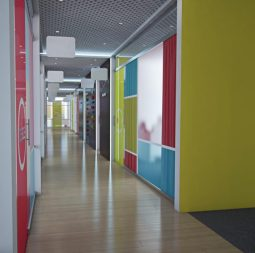 Дизайн интерьера офисного пространства