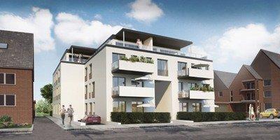 Дизайн многоквартирного жилого дома в г. Люнен