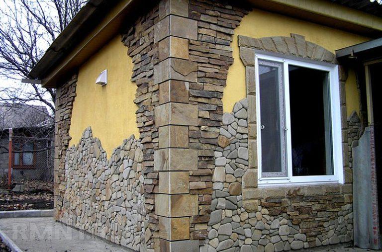 Утепление и отделка фасадов
