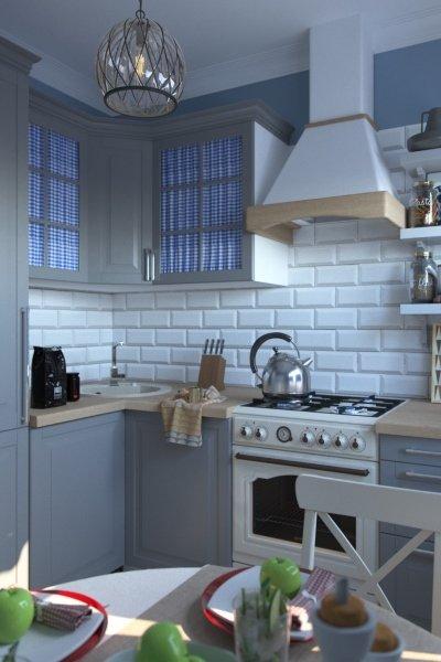 Дизайн малогабаритной квартиры на Р. Люксембург