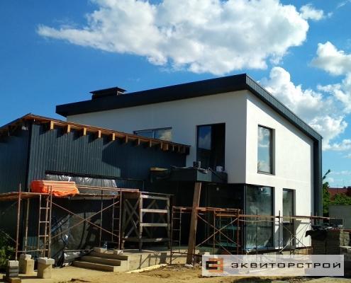 Смета домов из керамзитобетона раствор цементный м 100 цена